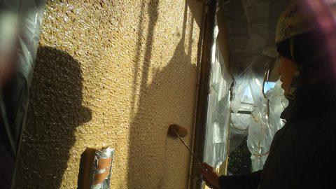 02_外壁上塗り2 11月30日