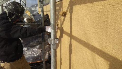01_外壁上塗り 11月30日