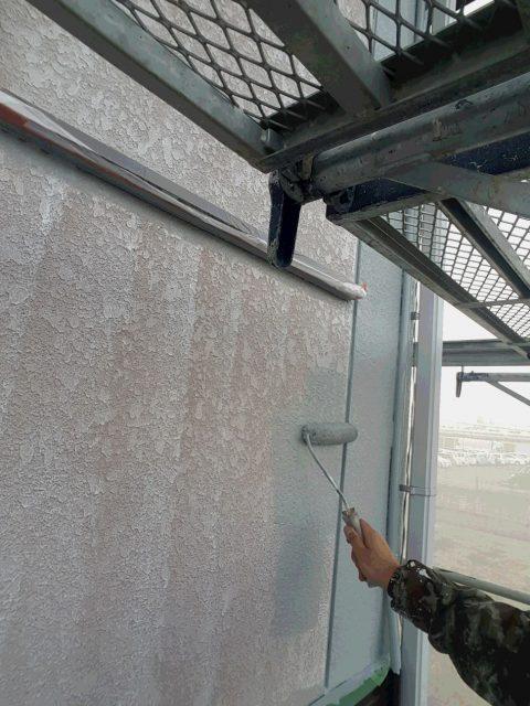 1703302F外壁中塗り
