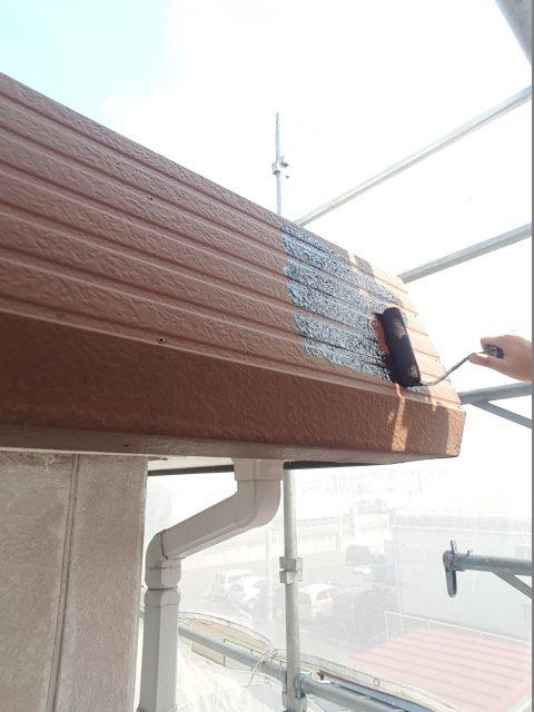 170329屋根下塗り