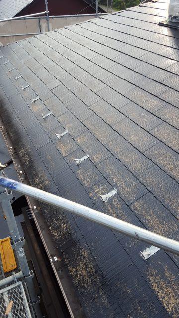 5.30雪止め等の錆び止め 屋根下塗り3