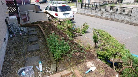 あけの平高階様生垣伐採完了_200528_0004
