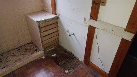 馬上様 いわき市 衛生設備器具 解体撤去_201214_3