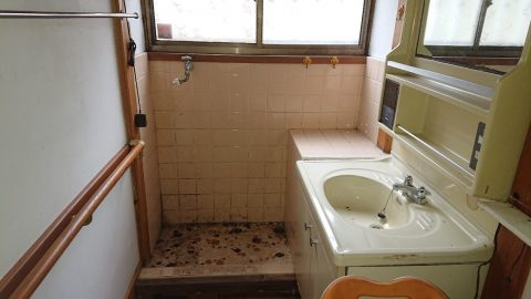 馬上様 いわき市 衛生設備器具 解体撤去_201214_2