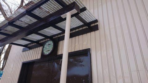 山の寺 公園倉庫 完成_210119_2