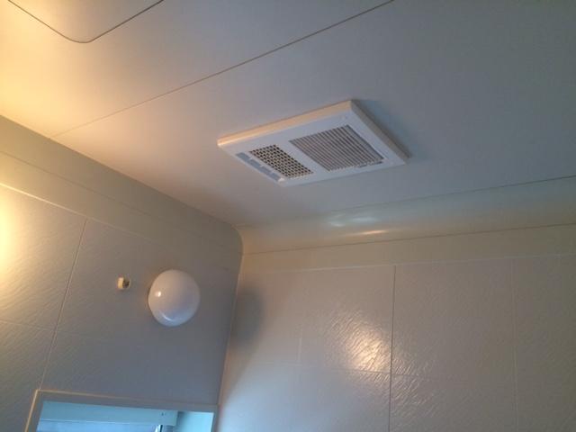 160626浴室換気扇交換3